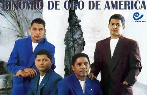 Binomio De Oro De America - Dime Quien