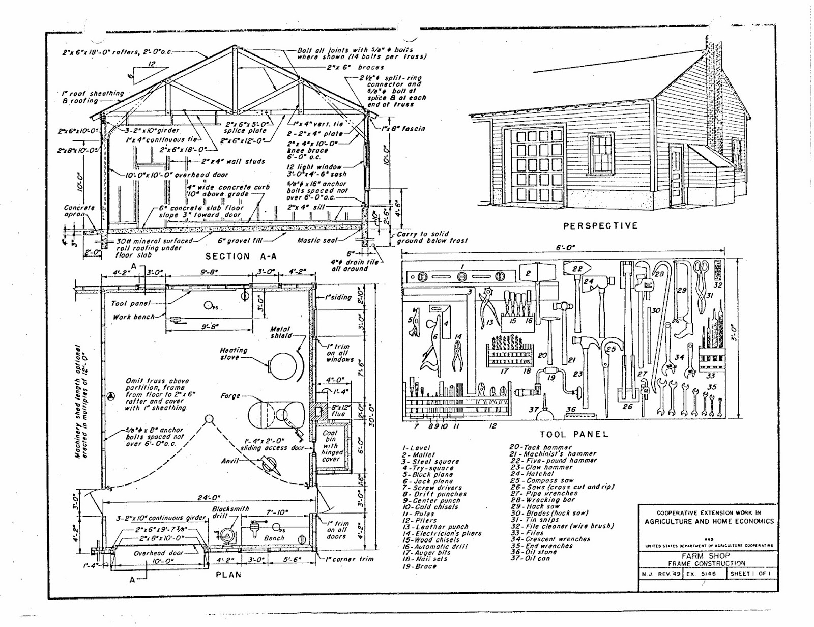 Shed Floor Plans Anyone Can Build A Shed