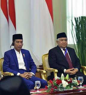 Din Syamsuddin Bersuara, Anggap Jokowi Cuma Omong Kosong