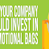 Why Your Company Should Invest in Promotional Bags #infographic