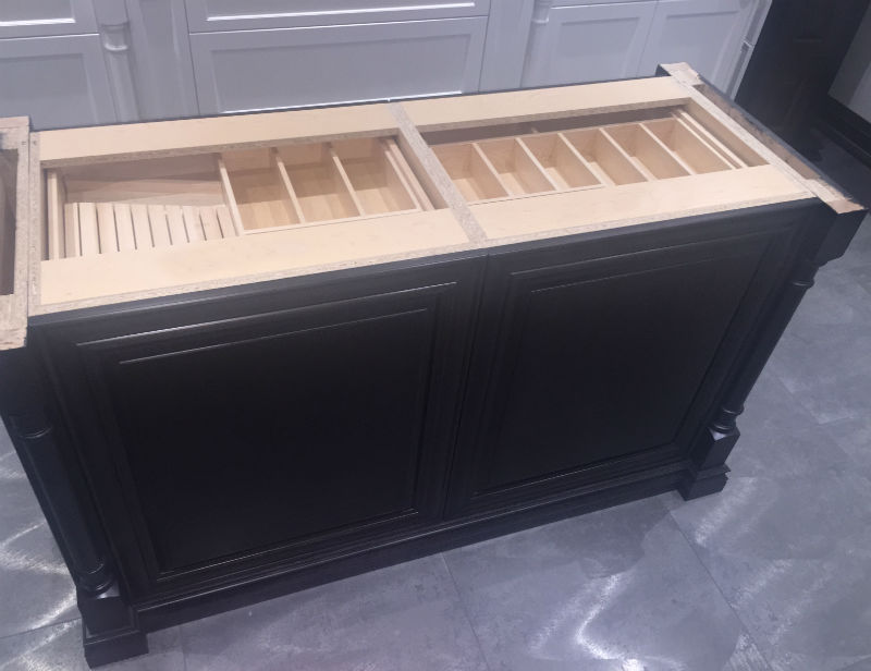 ... Custom Kitchen Drawer Inserts By Toronto Custom Concepts Kitchen  Drawers Inserts ...