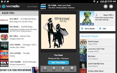 cara mendengarkan radio via android