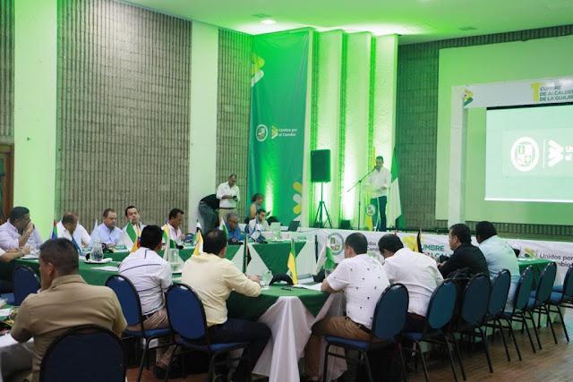 """Nemecio Roys: """"El mensaje que he compartido a los Alcaldes en la Cumbre radica en la necesidad de trabajar sin descanso por La Guajira"""""""