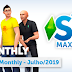 LIVE The Sims 4 Maxis Monthly - Julho/2019