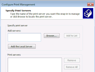 Computer Network Administrator: How To Add Network Printer In