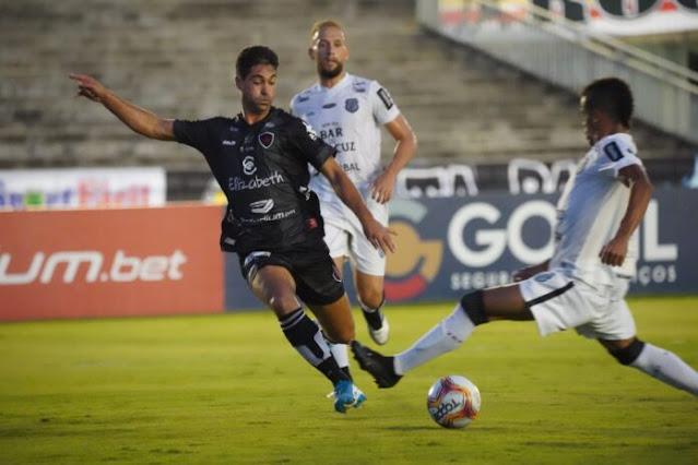 Botafogo-PB se mantém na Série C e Treze cai para Série D
