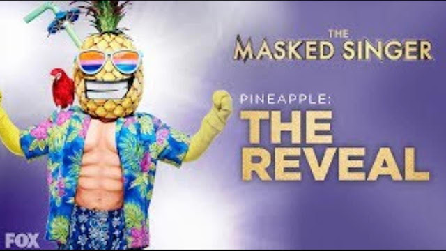 The Pineapple Is Revealed - Season 1 Episode 2 - THE MASKED SINGER