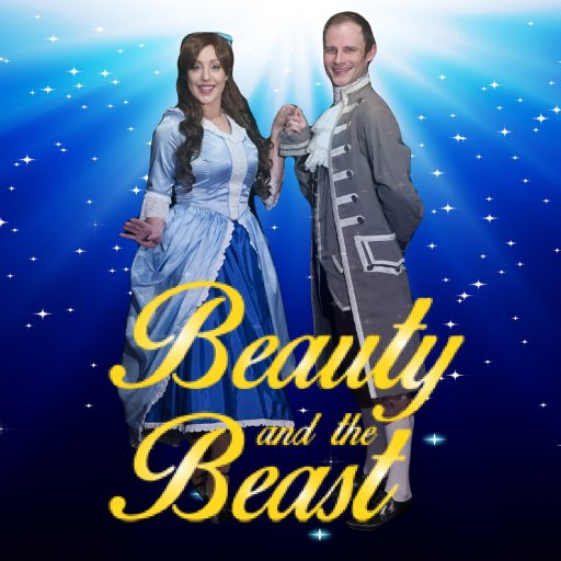 Beauty and the Beast at Tyne Theatre and Opera House Newcastle | A Review - Belle and the Prince
