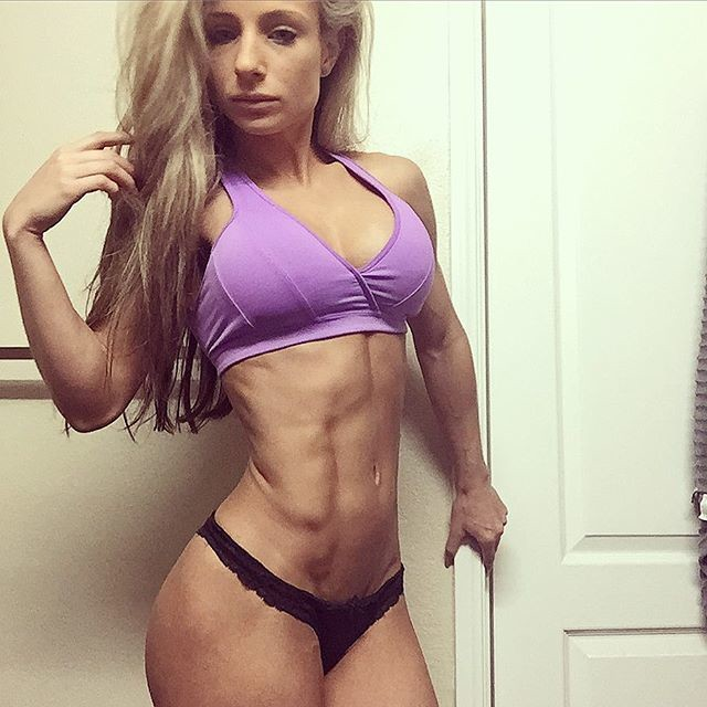 Fitness Model Marissa Rivero Mcgrath Instagram photos