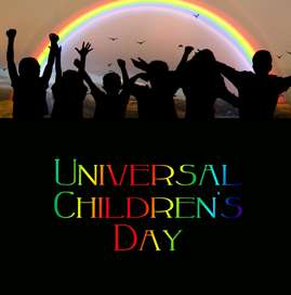 Universal Children's Day Wishes for Instagram