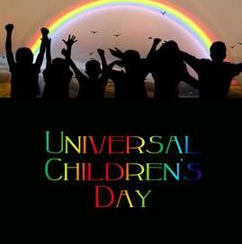 Universal Children's Day Wishes for Instagram