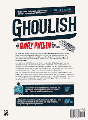 Meet April Snellings in this Debut Author Spotlight  - Ghoulish: The Art of Gary Pullin #book