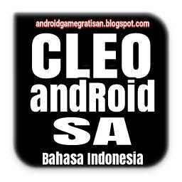 Download Game Android Gratis Cheat Cleo GTA SA Bahasa Indonesia