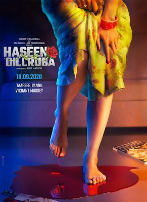 Haseen Dillruba mystery thriller film 2020