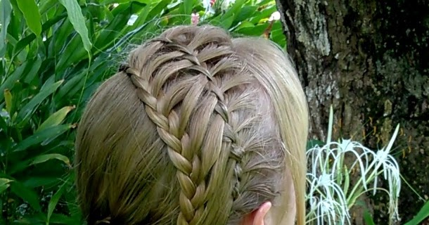 Braids   Hairstyles for Super Long Hair  Staircase Braid