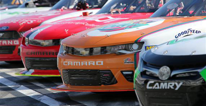 First 2016 Race Results for the NASCAR Xfinity Sunoco Rookies