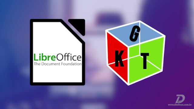 LibreOffice terá caixas de diálogo em GTK no Linux