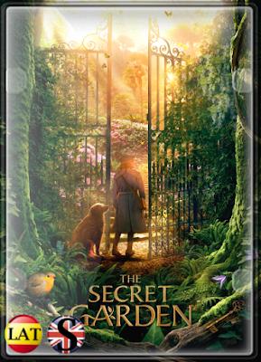 El Jardín Secreto (2020) HD 720P LATINO/INGLES