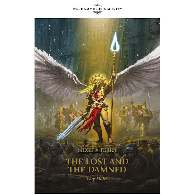 El Asedio de Terra Los Perdidos y los Condenados