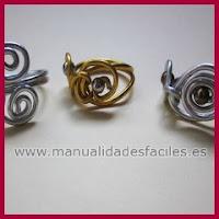 Dos modelos de anillos
