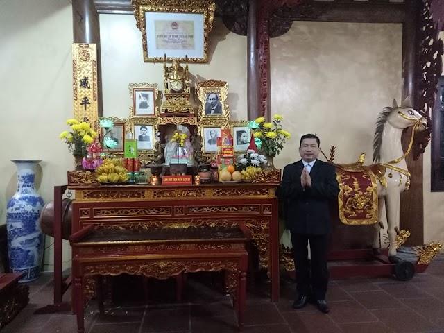 Đền Tiên Nga- địa chỉ du lịch tâm linh độc đáo ở Hải Phòng