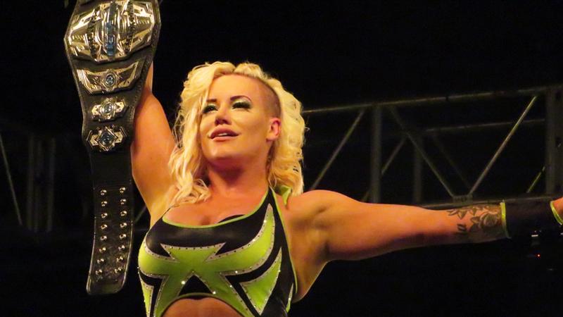 Taya Valkyrie pode estar de saída da IMPACT Wrestling