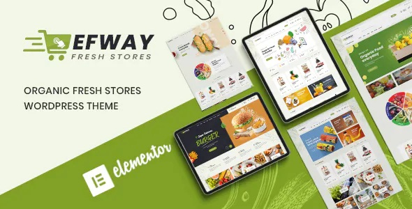 Best Food Store WooCommerce WordPress Theme