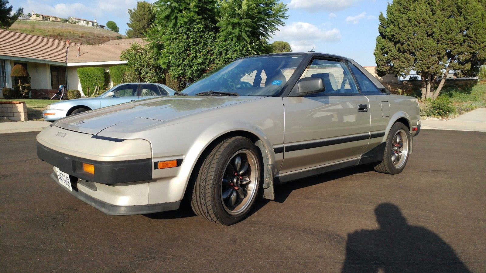 medium resolution of up for your consideration is a beautiful 1985 aw 11 toyota mr2 it is an excellent driver level example finished in original light beige metallic