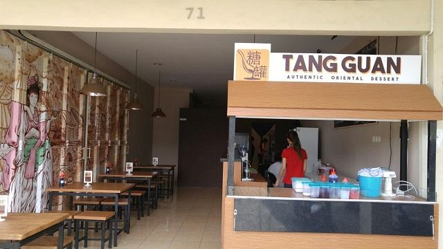 Tang guan authentic oriental dessert di kota Bandung