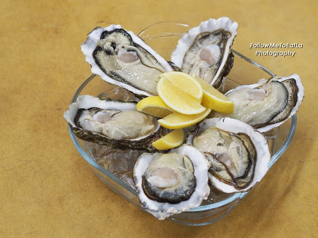 Oyster-licious Offerings