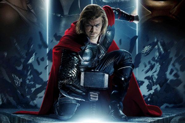 Thor ve Mjolnir