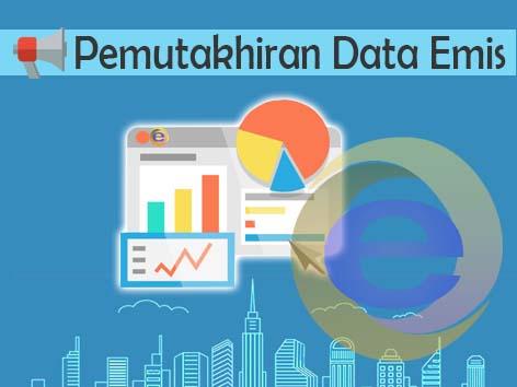 Info Pemutakhiran Data Emis Madrasah, PD-Pontren dan PAI Semester Genap 2018