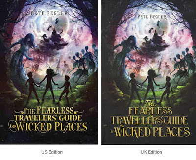 The Fearless Travellers' guide to Wicked Places by Peter Begler