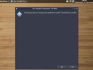 Zen Installer Arch Linux sem complicações