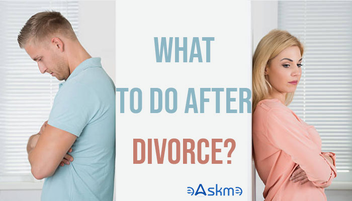 What to Do After Divorce? eAskme