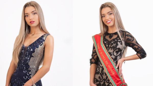 Cristiana Silva es Miss Portugal 2020