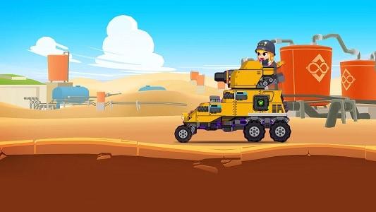 Super Tank Blitz Mod APK Download Unlimited Gold