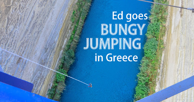 bungy jump in corinth greece