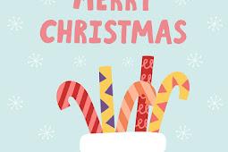 かわいいクリスマスカード2