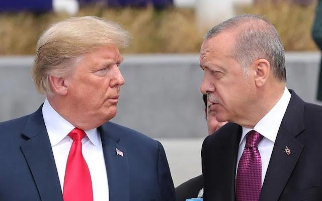 H Αμερική σε περιπέτειες, η Τουρκία σε πειρασμό