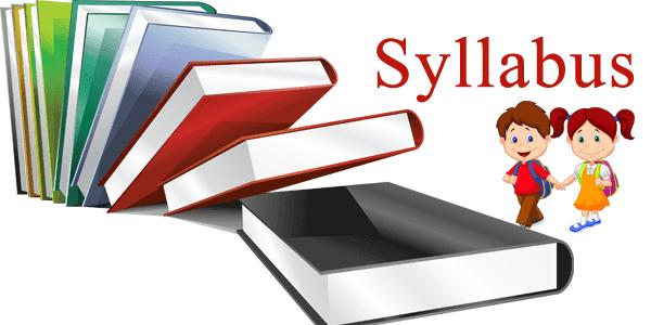 UPSC ESE Syllabus