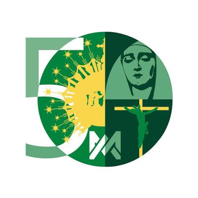 La Vera+Cruz de Alcalá del Río (Sevilla) presentó el logotipo del L Aniversario de la Coronación de la Dolorosa