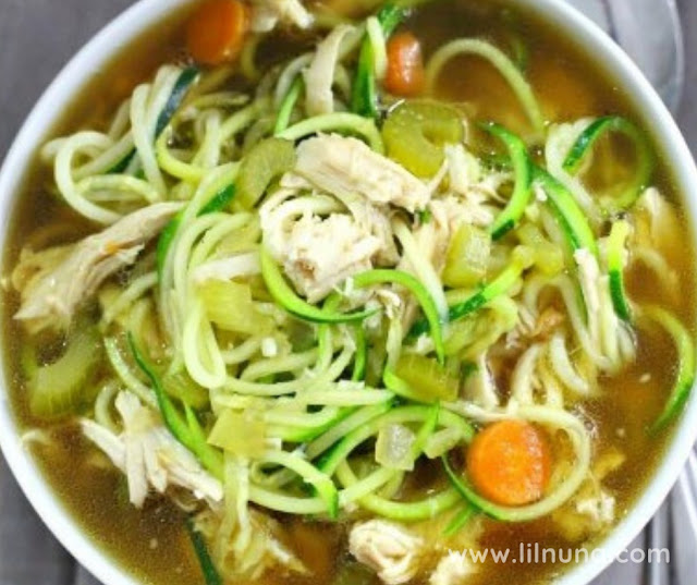 Chicken Zoodle Soup Recipes