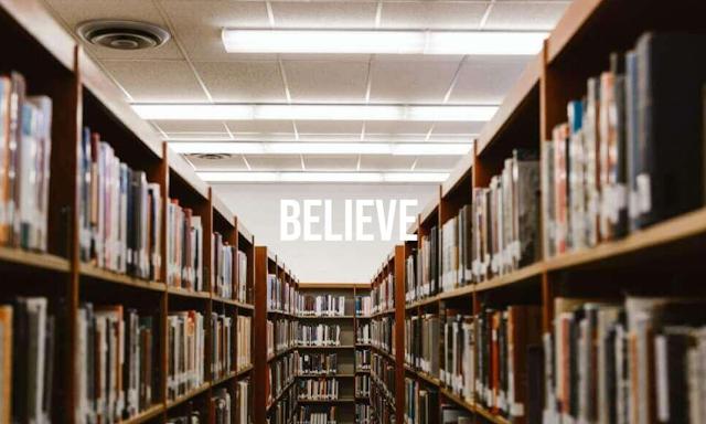 Persiapan Tes Inggris Menggunakan Arti Believe dan Trust