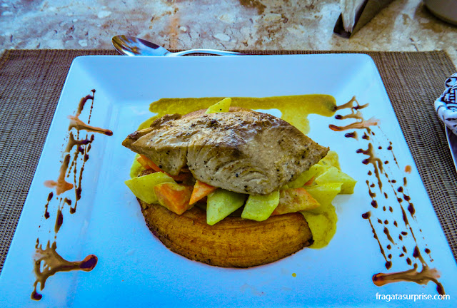 Restaurantes do hotel Itacaré Eco Residence