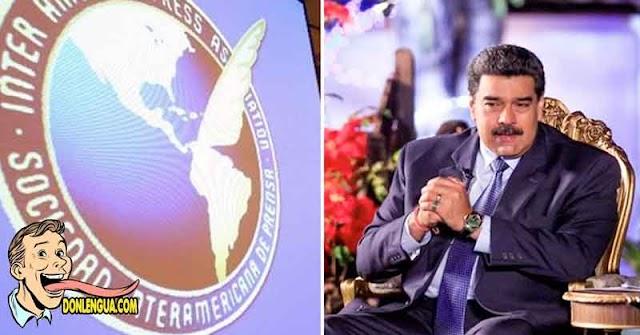 Maduro comienza el 2021 arremetiendo contra los medios de comunicación que quedan