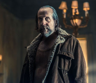 Picture of Toshimi's spouse Peter Stormare while acting