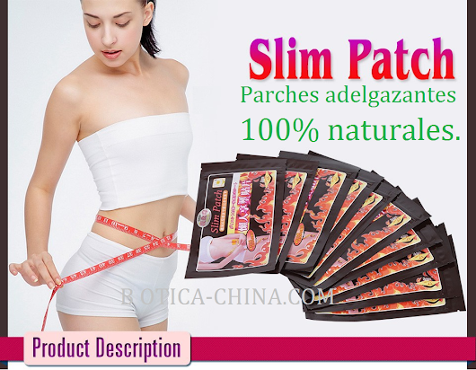 Slim Patch, parches para adelgazar