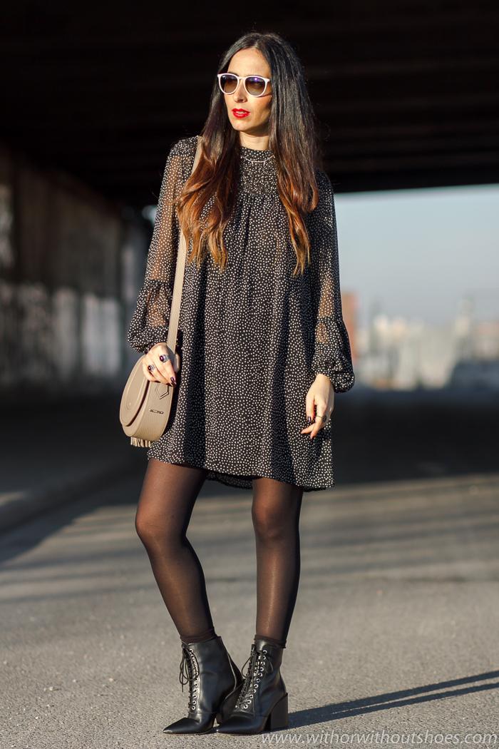 Blogger influencer de moda de Valencia ideas para vestir durante el embarazo con ropa de Zara
