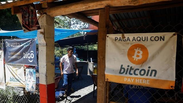 El Salvador, primer país en aprobar el uso del Bitcóin como moneda de curso legal